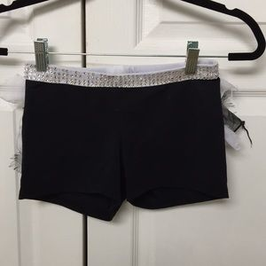 Other - Jazz dance costume shorts
